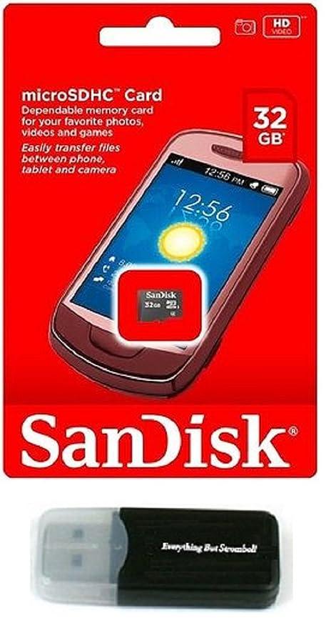 32 GB SanDisk Micro SDHC Clase 4 32 G TF tarjeta de memoria ...