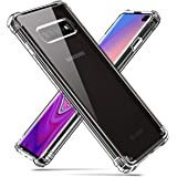 PIXIU Galaxy S10 Plus case Clear, Crystal Clear...