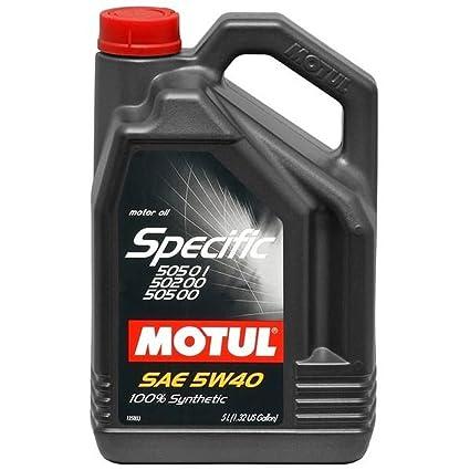 Motul 101575 Aceite de motor: Amazon.es: Coche y moto