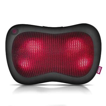Amazon.com: Masajeador de almohada – masajeador de cuello ...