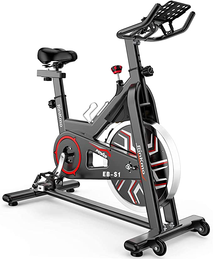 Details about  /Exercise Stationary Bike Cycling Home Gym Cardio Workout Indoor Fitness Home US