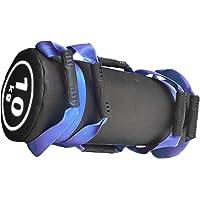 Sandbag Fitness Zandzak Power Bag Verstelbaar Gewicht Fitness Powerbag Met Handgrepen En Ingebouwde Zandzak, Duurzame…