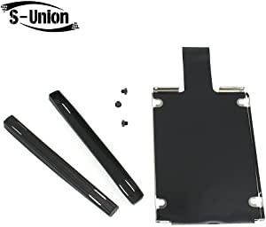 S-Union New 7mm Hard Driver HDD Caddy Rails for IBM/Lenovo Thinkpad T420s T430s T420si T430si X230 X230I X230T X220 X220I X220T Seires Laptop SSD/HDD Computer Replacement