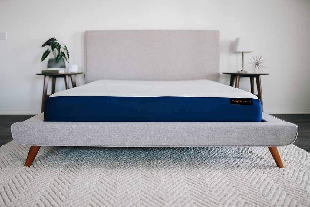Yogabed Mattress, Bed in a Box, 101 Night Trial, 10 Year Warranty, Made in USA Queen, Unplug