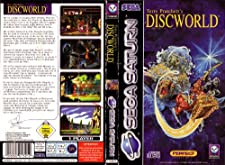 Discworld Sega Saturn UK Import (English)