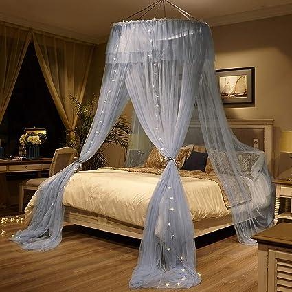 Amazon.com: YEXIN Htovila Universal White Dome Mosquito Mesh ...