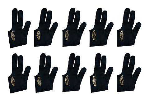 d4b13e9bb 10 Champion Sport Black Pool Glove Left Handed (10 Gloves Per Package)