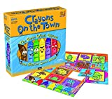 Crayons on the Town