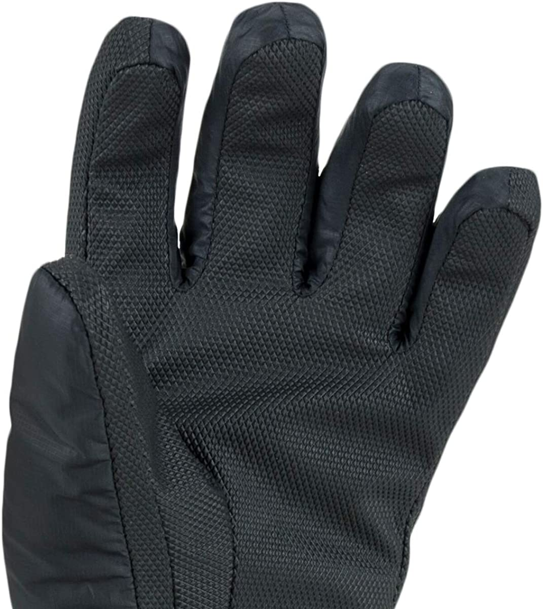S M Large Black SEALSKINZ Waterproof Extreme Cold Weather Down Gloves