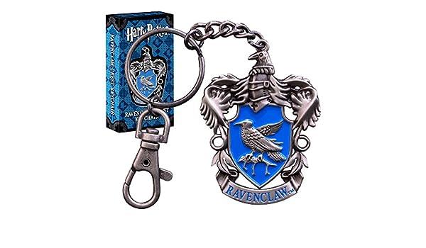 HARRY POTTER Oficial Hogwarts Ravenclaw Crest Diecast Metal ...