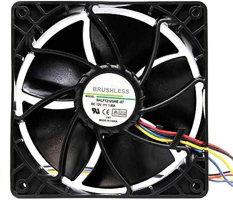 CAOQAO - Repuesto del Ventilador de refrigeración 6500 RPM ...