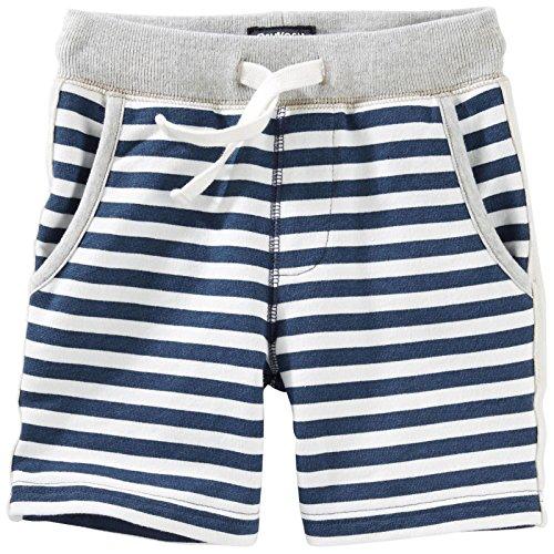 OshKosh B'Gosh Boys' Knit Pant 21969611, Stripe (984) 5T - Oshkosh Boys Shorts