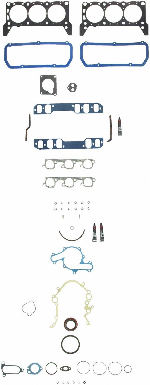 Sealed Power 2601612 3.8L Gasket Frd Sc 89-93