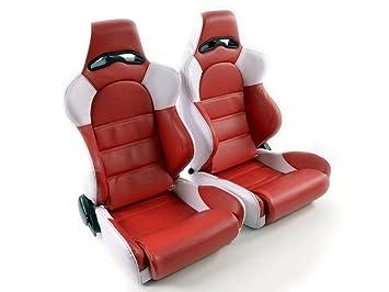 Conjunto de asientos deportivos Edición 1. 1 x Asiento ...