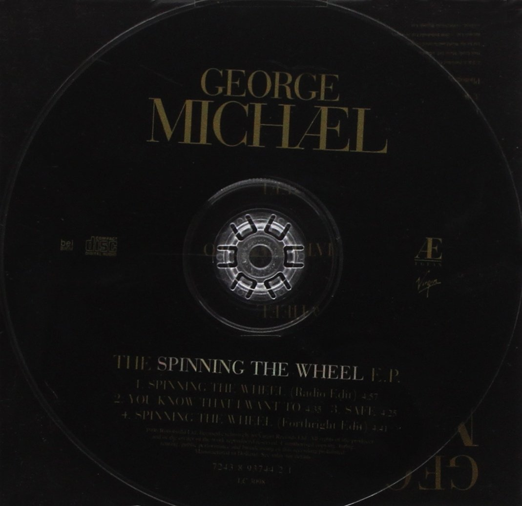 Spinning the wheel EP : George Michael: Amazon.es: Música