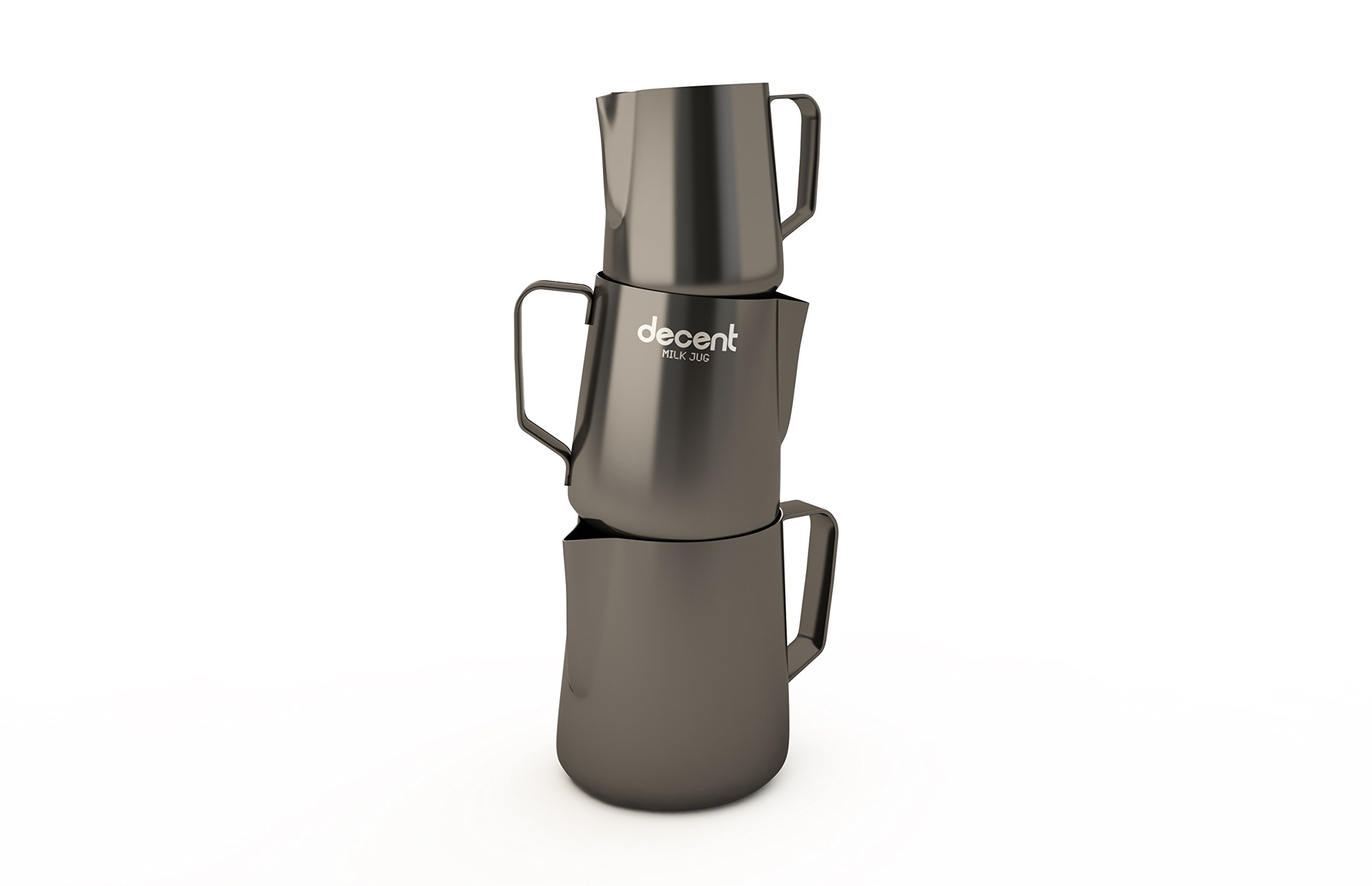 Milk Jug with competition spout (all 3 sizes)