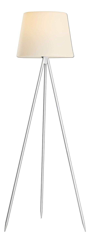 Lights4christmas Kaemingk Stehlampe Solar 148 Cm 8 Led Warmweiss