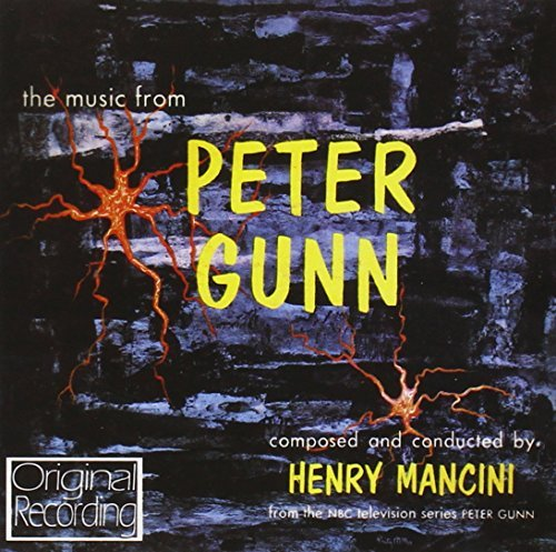 The Music From Peter Gunn by Henry Mancini ()