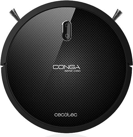 Cecotec Conga Serie 1090 1400 Pa, Tecnología iTech Space, Aspira ...