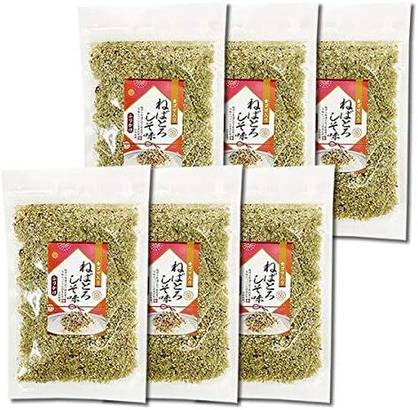山根食品 ねばとろふりかけ しそ味 35g×6袋まとめ買いセット 国産昆布使用