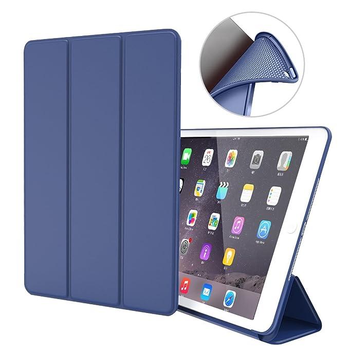 43 opinioni per Custodia per iPad Air 1,Goojodoq Smart Cover con funzione Auto Sleep/Wake