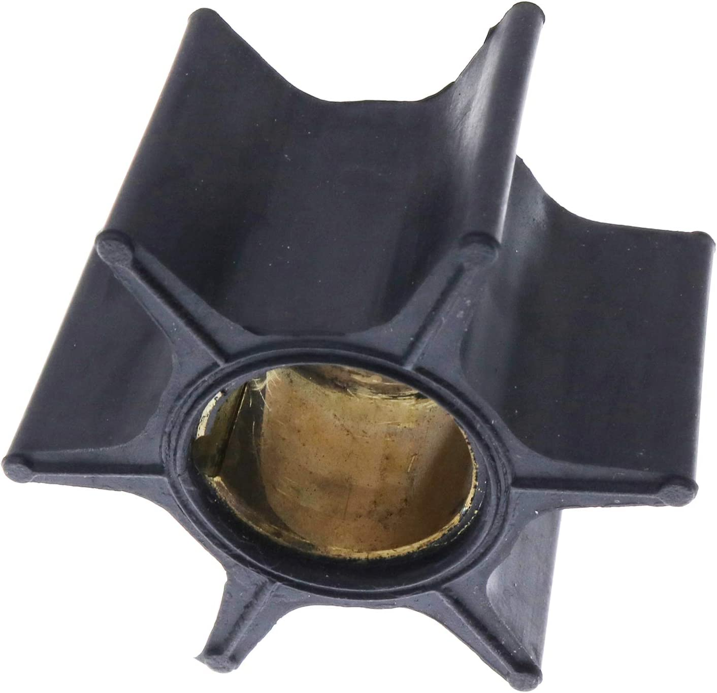 Yixin Water Pump Impeller for Mercury Mercruiser 47-89984 47-65960 Chrysler 47-803631T Sierra 18-3017 65HP-225HP Outboard Motor