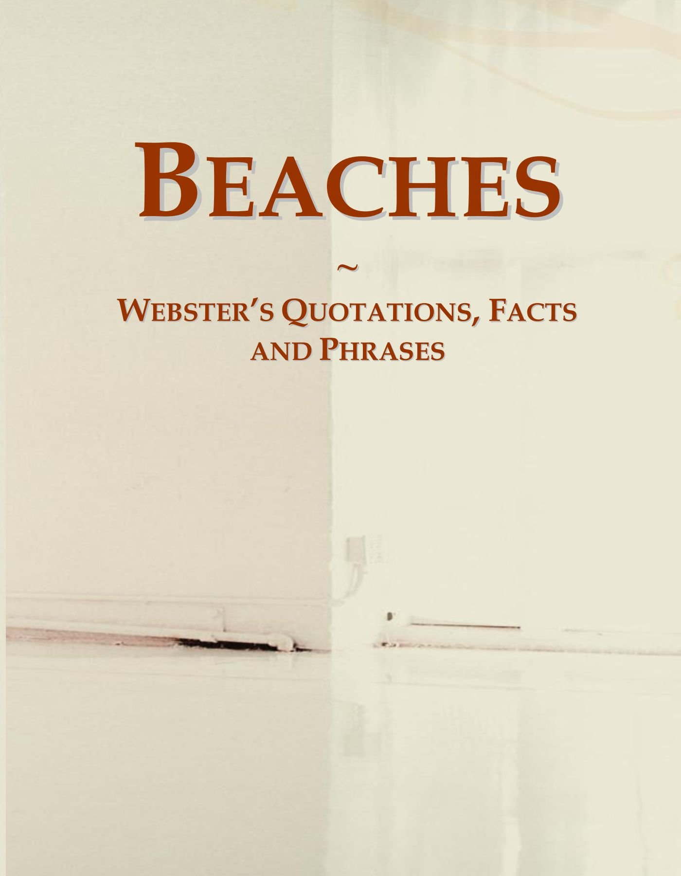 Beaches: Webster's Quotations, Facts and Phrases ebook