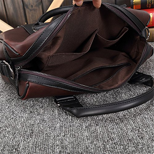 Bag Travel Xuanbao Casual Men's Shoulder Business Tote nbsp; Retro Fashion OxE7pxz