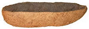 Panacea 093432885994 88599 Trough Coco Fiber Replacement Liner, 36-Inch, 36 inch, Natural