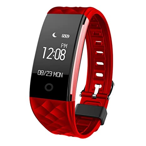 SoloKing T20 Reloj Inteligente de Pulsera,Bluetooth 4.0 Smartwatch ...