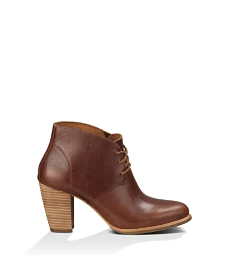 UGG Women's Mackie Chestnut Leather Boot