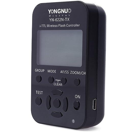 36 opinioni per Yongnuo YN-622N-TX LCD Wireless i TTL