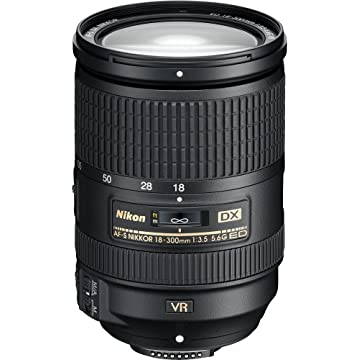 powerful 18-300mm DX ƒ/5–6G