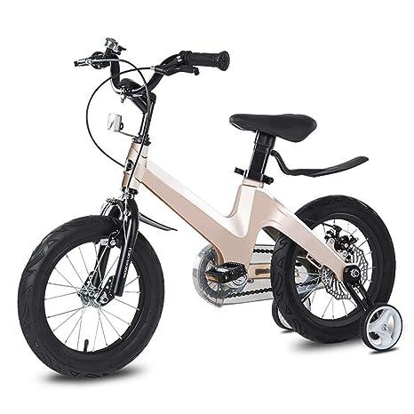 LIWORD Aleación De Magnesio Bicicleta Infantil Marco Integral ...