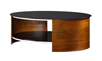 Jual Curve JF301 Oval Coffee Table Amazoncouk Kitchen Home