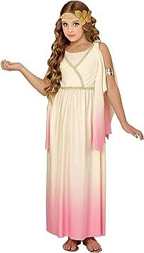 WIDMANN WDM67667 ? Disfraz para niños Diosa griega (140 cm/8 ...