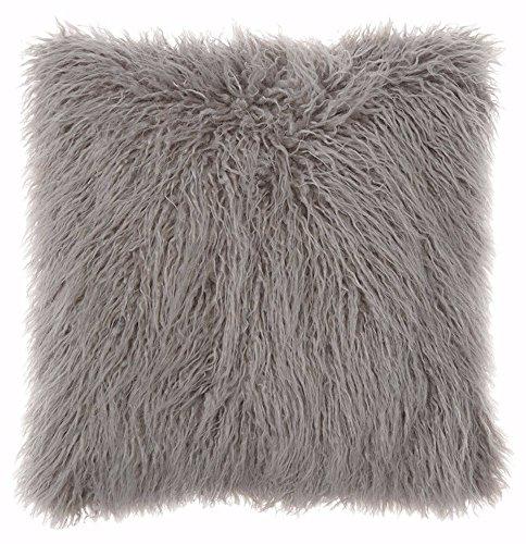 Ashley Furniture Signature Design Giancario Solid Flokati Throw Simple Flokati Throw Blanket