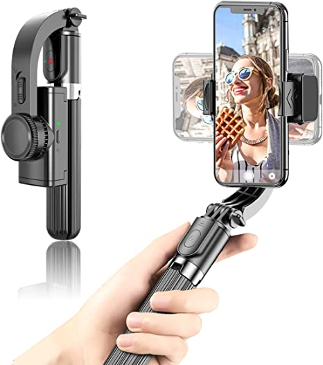 OUTAD Foldable Handheld Phone Gimbal Stabilizer