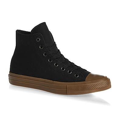 50abcad6091e Converse Chuck Taylor All Star Ii High Herren Sneaker Schwarz ...