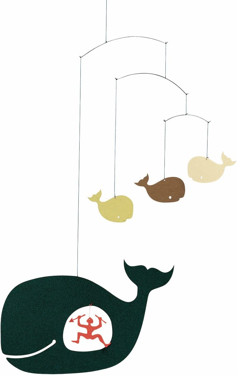 Flensted Mobiles Jonah and The Whale