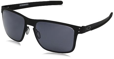3f9a71c84f341 Oakley Holbrook Metal, Gafas de sol para Hombre, Negro 55  Amazon.es ...