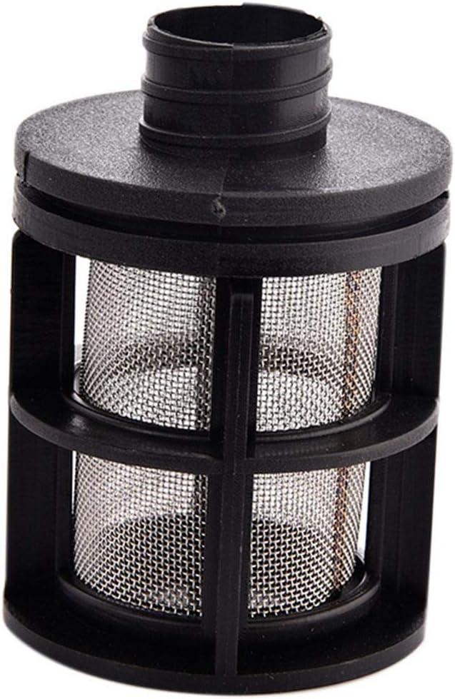 silenciador de escape tubos de escape y de admisi/ón para accesorios de calentador Derv filtro Juego de 2 silenciadores de escape para calentador de estacionamiento Derv para Webasto Eberspache