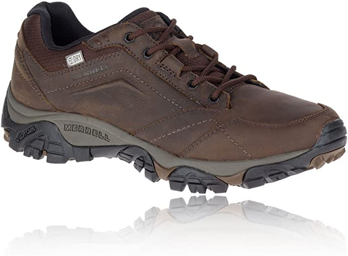 Merrell Moab Adventure Lace Waterproof, Zapatillas de Senderismo para Hombre: Amazon.es: Zapatos y complementos