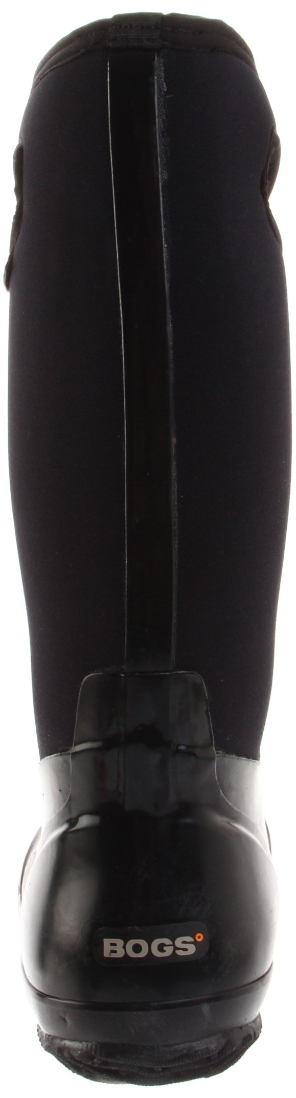 Bogs Women's Classic High Handle Waterproof Insulated Boot,Black Smooth,7 M US by Bogs (Image #2)