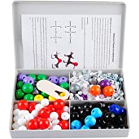 Lystaii 240Pcs Molecular Model Kit Conjunto de modelos