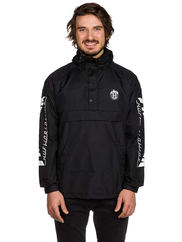 Jacket Men HUF Thrasher TDS Anorak Jacket
