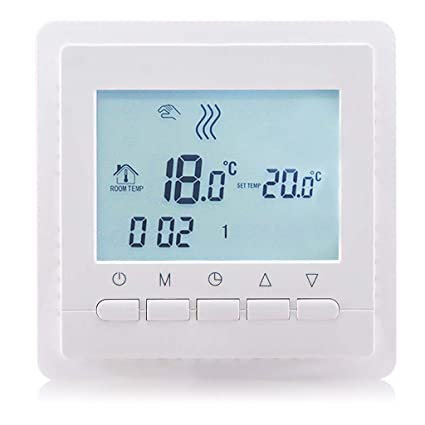 Termostato digital de habitación, de la marca Beok TOL43,inteligente