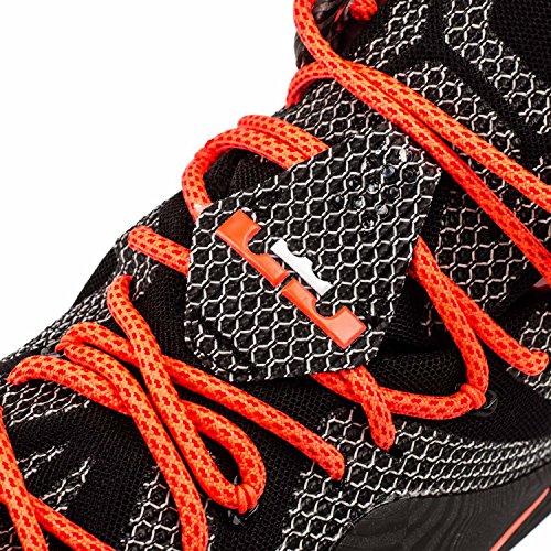 12 Lebron Basket Tennis Black Xii Uomo Alte Scarpe bright Crimson Sportive Da Nike James 684593 White qEaRdq