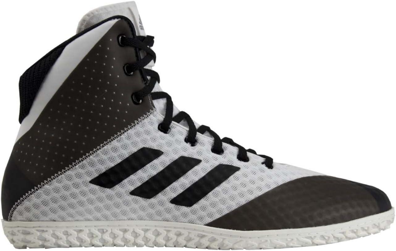 adidas Mat Wizard 4 - Zapatillas de Lucha para Mujer, Color Blanco ...