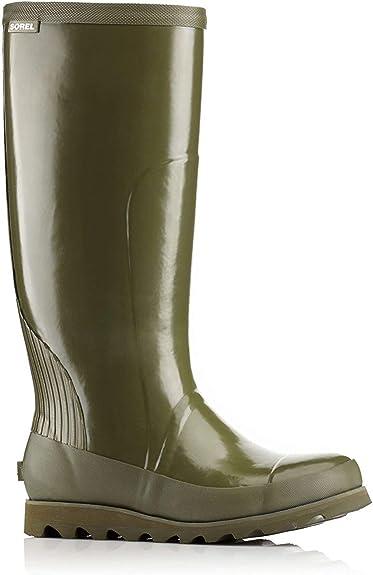 Sorel Womens Joan Rain Tall Gloss Boot